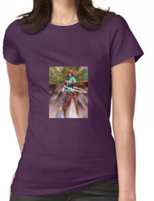 Stilts and hoops Womens Fitted T-Shirt