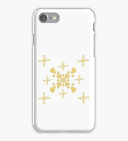 Glorious Gold - Prettily Paisley iPhone Case/Skin