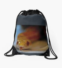 Peachy :P Drawstring Bag