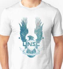 UNSC Logo Blue T-Shirt