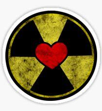 ghostbuster - Love danger Sticker