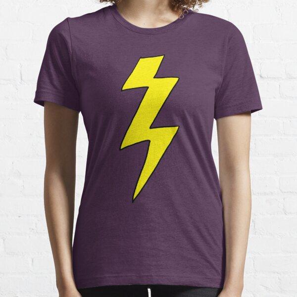 Lightning Bolt - Scott pilgrim vs The World Essential T-Shirt
