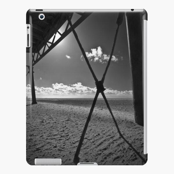 St Anne's Pier Lytham 3 iPad Snap Case