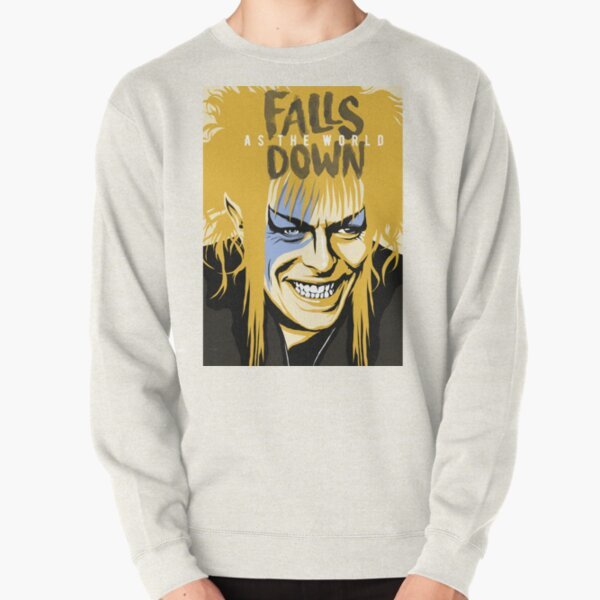 As the World Falls Down Pullover Sweatshirt