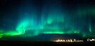 Aurora borealis by Svetlana Sewell