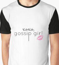 Gossip Girl design Graphic T-Shirt