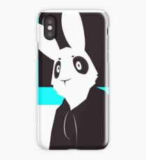Rabbits Don't Sleep iPhone Case/Skin