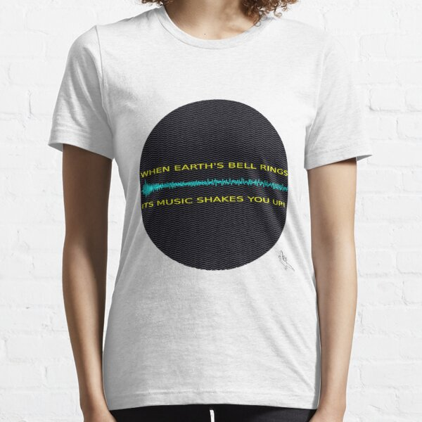 Earth's Bell Essential T-Shirt
