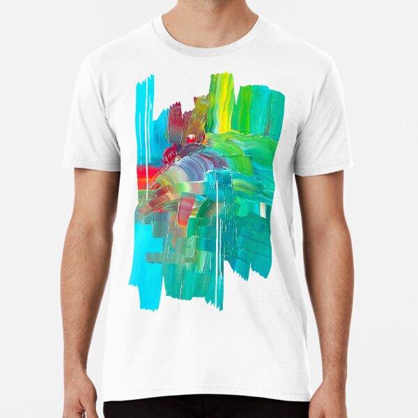 Le chemin du ciel T-shirt premium
