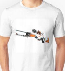AWP Asiimov CSGO Unisex T-Shirt