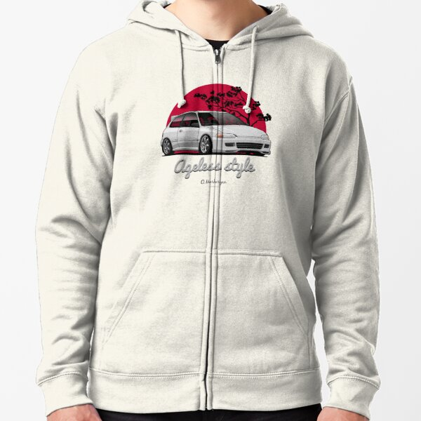HONDA DRIPPING CIVIC ACCORD SPORT HOODIE HOODED SWEATER ALL SIZES