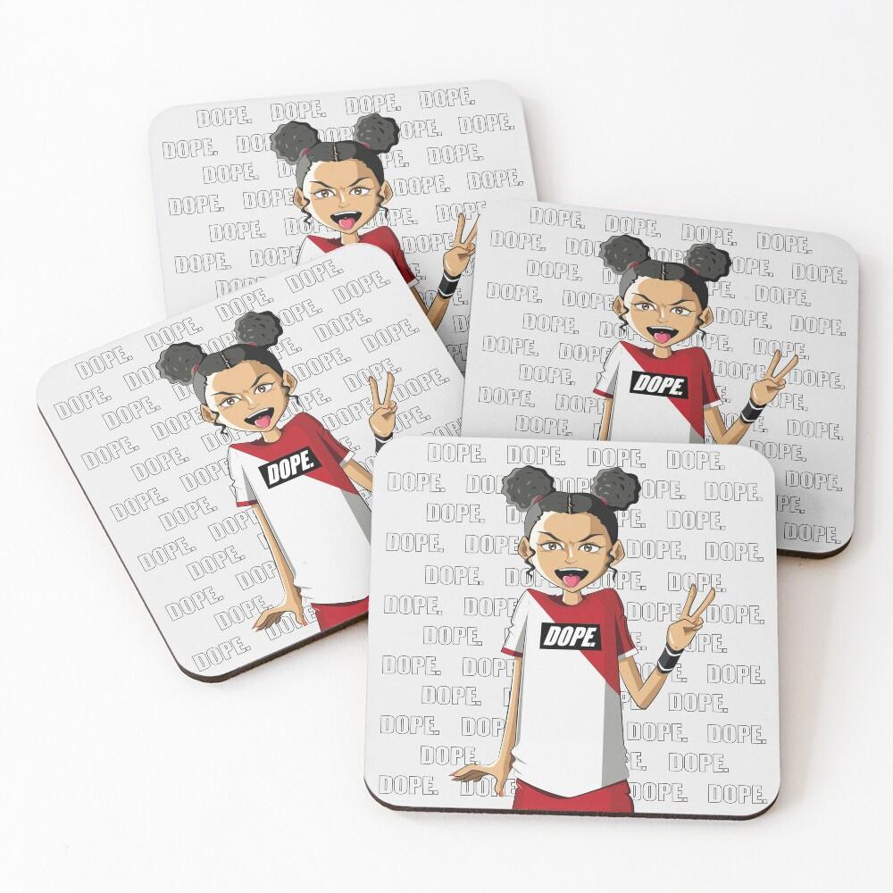 DOPE Coasters (Set of 4)