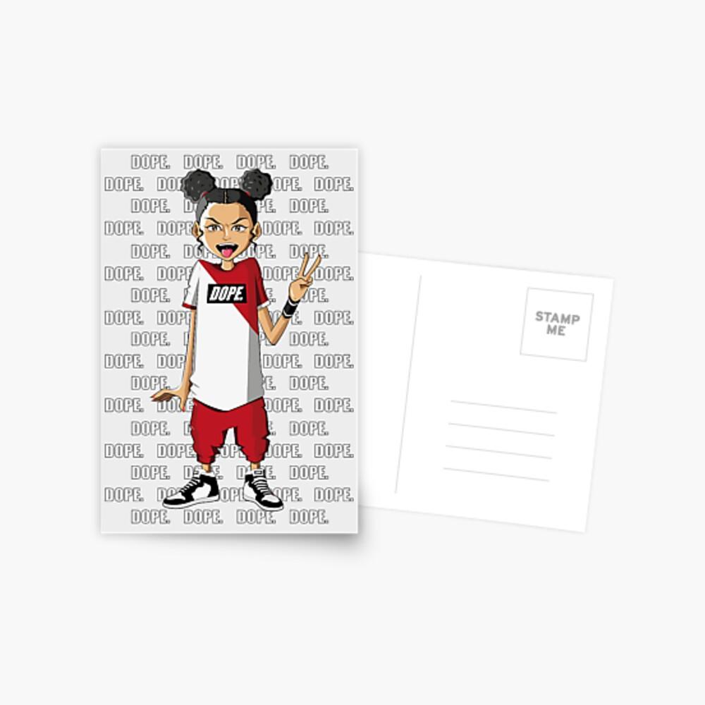 DOPE Postcard