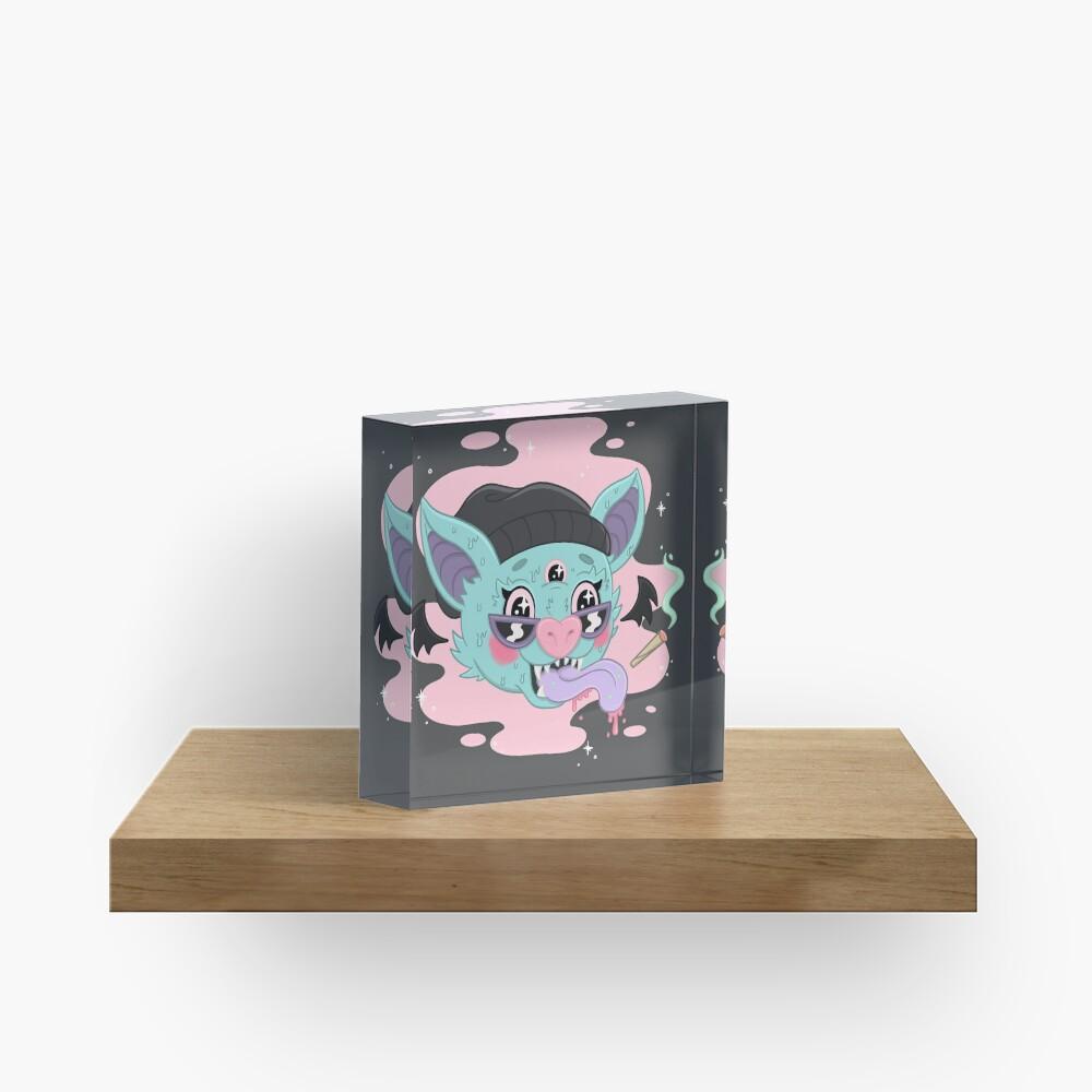 STONER BAT Acrylic Block