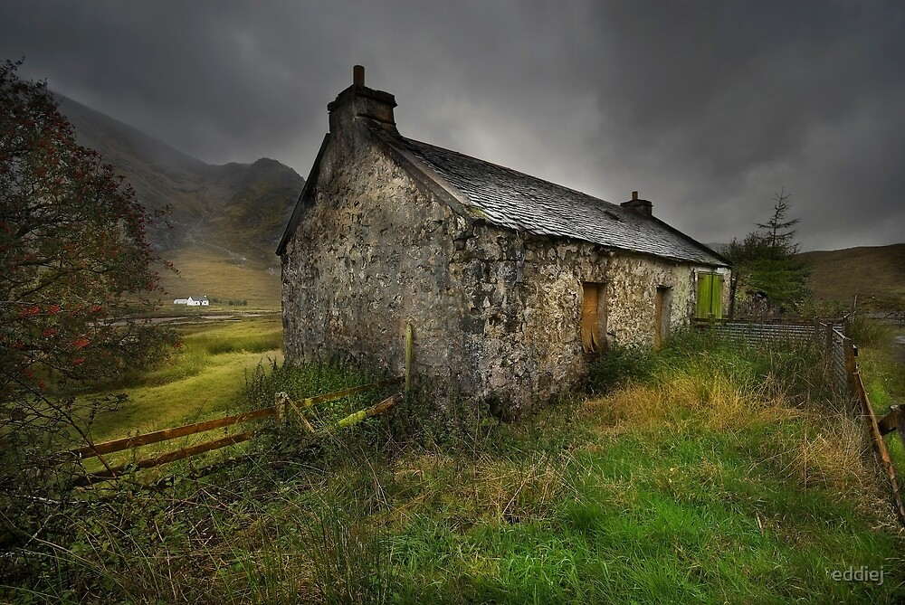 Abandoned in the Scottish Highlands by eddiej