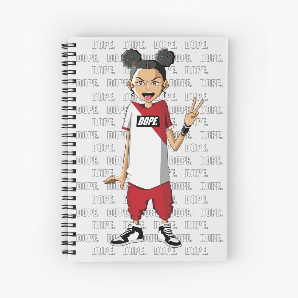 DOPE Spiral Notebook