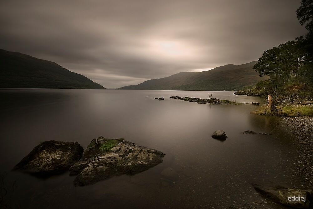 Loch Lomond by eddiej