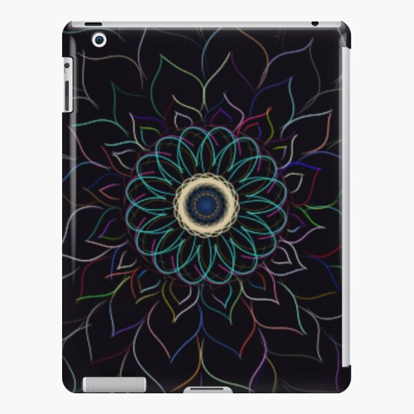 Many Colours Mandala  iPad Snap Case
