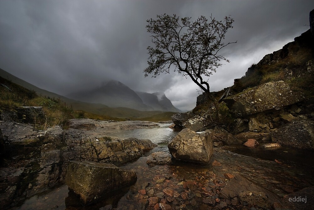 The Three Sisters of Glencoe by eddiej