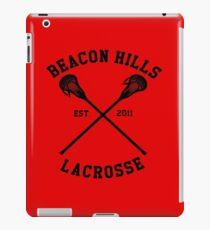 beacon hills 2011 iPad Case/Skin