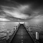 Oliver's Hill Jetty 2 by Christine Wilson