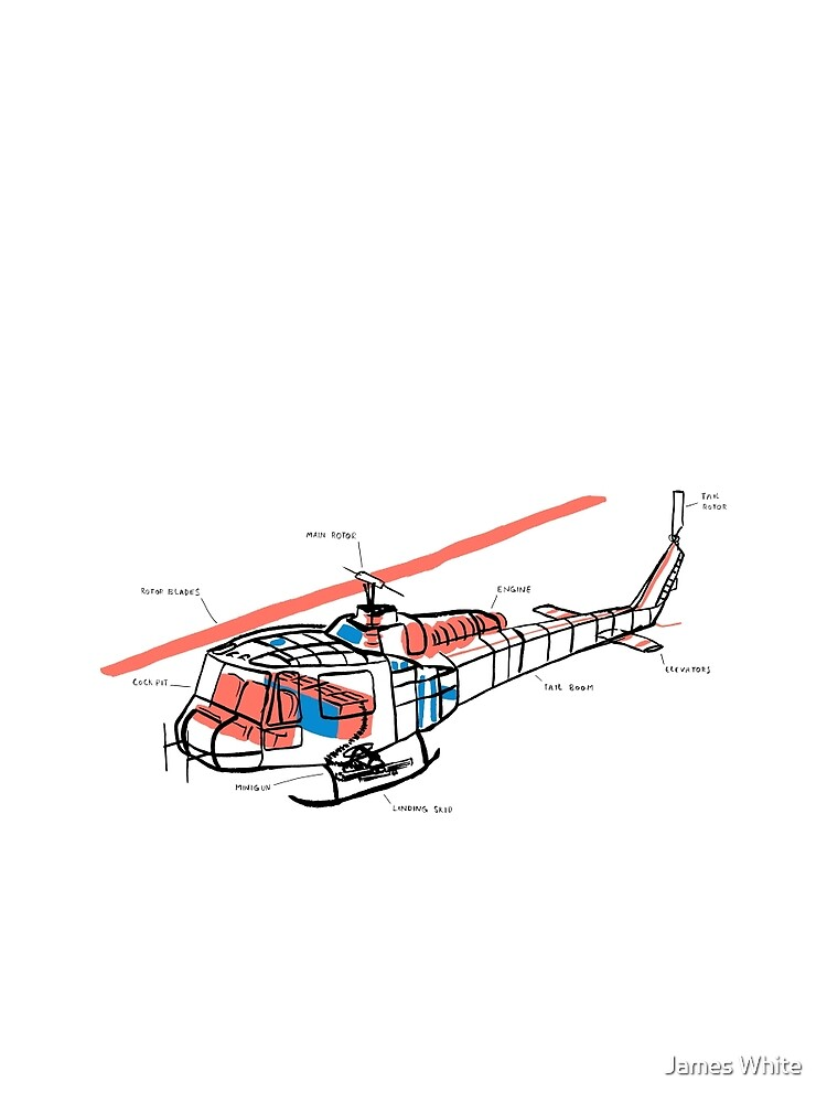Helicopter by lintho