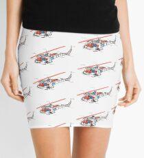 Helicopter Mini Skirt