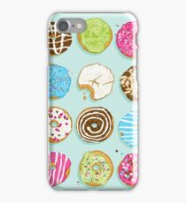 Sweet donuts iPhone Case/Skin