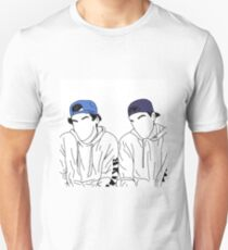 Dolan twins- stencil hats #2 T-Shirt