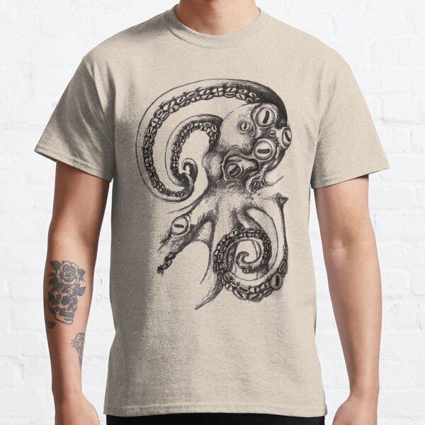 Ancient Octopus Classic T-Shirt