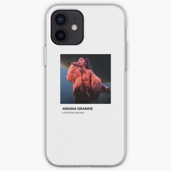 Live from the swt iPhone Soft Case