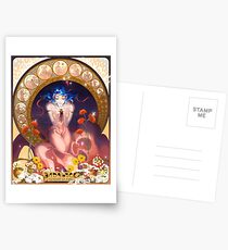 Ladyluck Postcards