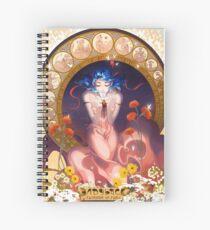 Ladyluck Spiral Notebook