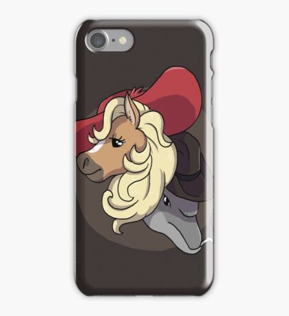 Dolphin Detective iPhone Case/Skin