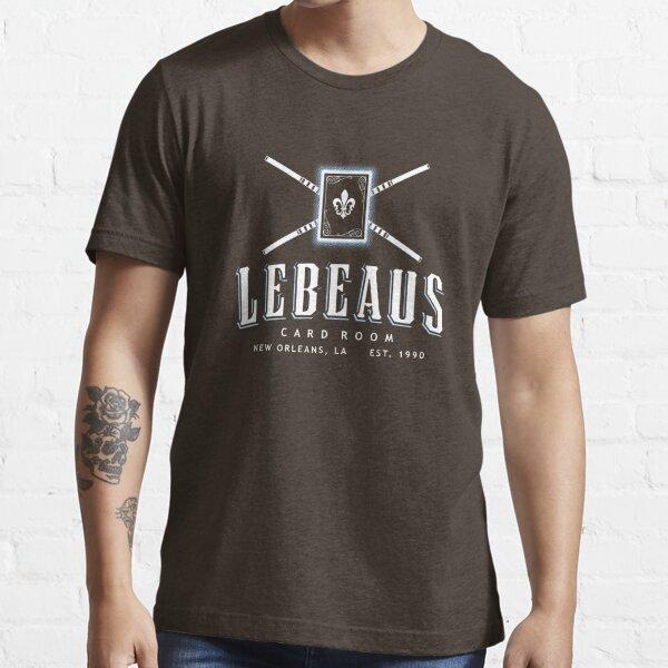 Lebeau's Card Room - New Orleans, LA Essential T-Shirt