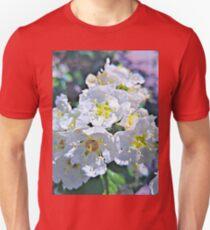 Beautiful White Flowers T-Shirt