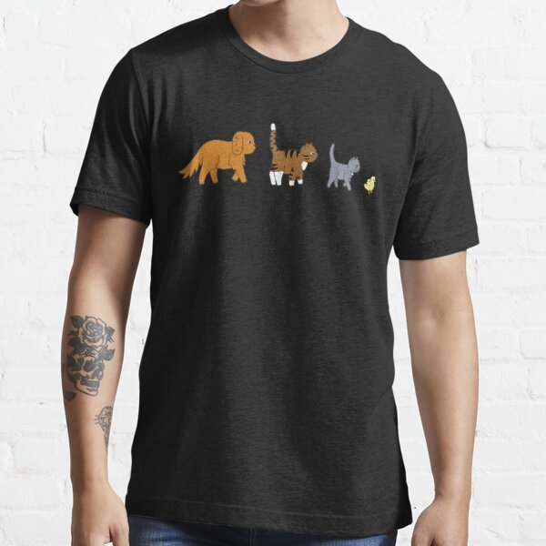Harry, Pebbles, Minnie and Fluff Essential T-Shirt