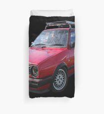 VW Golf GTI Mk2 Duvet Cover