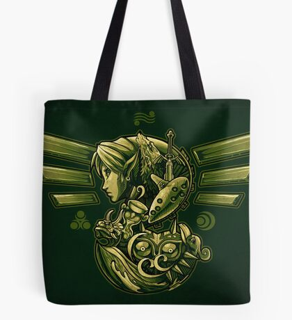 The Journey of Courage Tote Bag