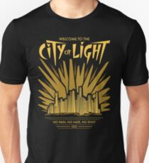 Welcome to the City of Light T-Shirt