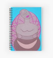 Incubation Spiral Notebook