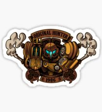 STEAM PUNK HUNTER  Sticker