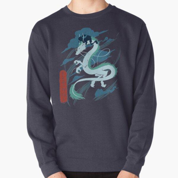 Dragon Pullover Sweatshirt