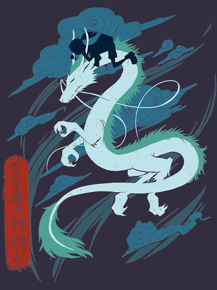 Dragon by Meroshozo