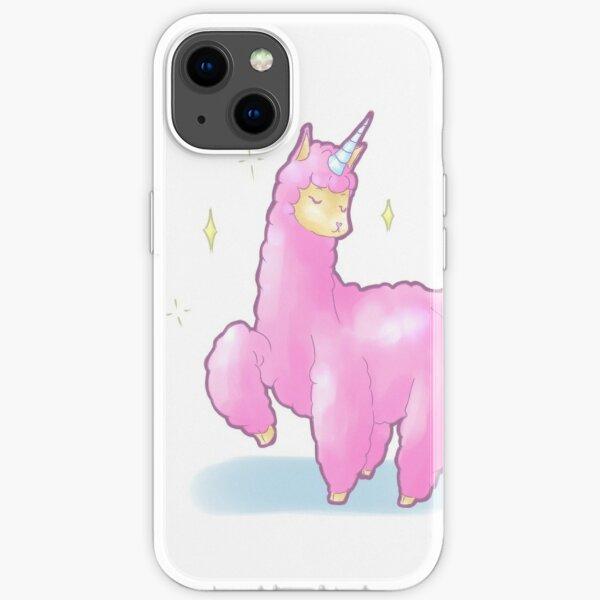 Alpacorn iPhone Flexible Hülle
