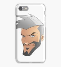 Omar! iPhone Case/Skin