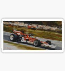 Jochen Rindt, Lotus 72 Sticker