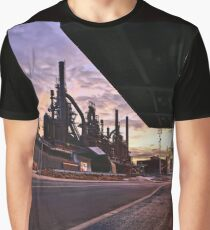 Waitin' On The Bus Graphic T-Shirt