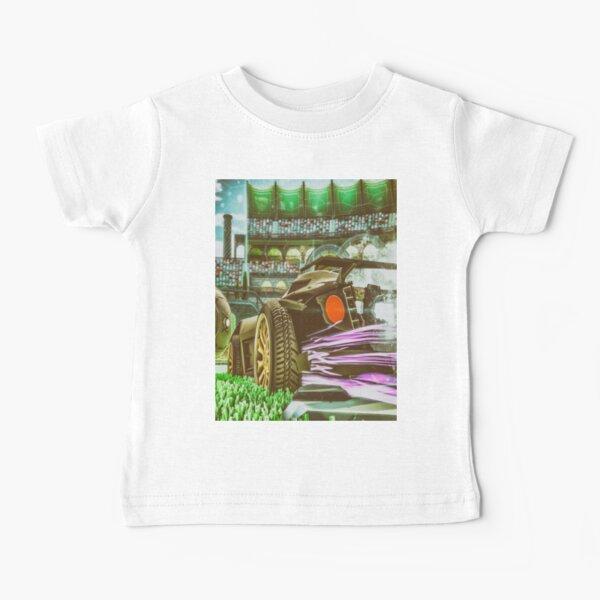 Rocket Soccer  Camiseta para bebés