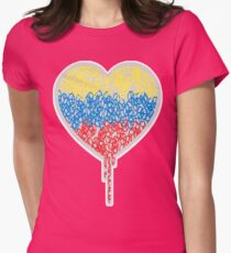 A PEACE OF MY BLEEDING HEART T-Shirt